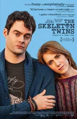 The Skeleton Twins movie art